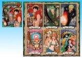 ◆希少品◆ミニパズル54ピース:ワンピース パズルコレクション3D 4th(6個入り BOX販売)《廃番商品》