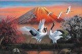 ■1000ピースジグソーパズル:シンプルスタイル 霊峰舞鶴(梶田達二)《カタログ落ち商品》
