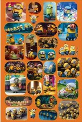 ■1000ピースジグソーパズル:ミニオンズ スーパー・シーンズ