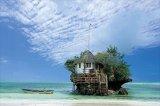 ★32%off★1000ピースジグソーパズル:南の島のレストラン(タンザニア)