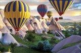 ★32%off★1000ピースジグソーパズル:カッパドキアの気球フェス(トルコ)