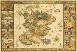 ■1000ピースジグソーパズル:わちふぃーるどの地図