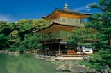 ◆希少品◆1000ピースジグソーパズル:新緑の金閣寺《廃番商品》