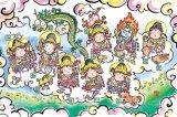 ■1000ピースジグソーパズル:十二支と仏さま(石川真理)《カタログ落ち商品》