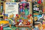 ■1000ピースジグソーパズル:オープンブック ニューヨーク(エイミー・スチュアート)《廃番商品》