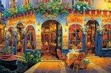 ■1000ピースジグソーパズル:レストラン シャブロ(ヴィクトル・シュヴァイコ)