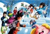 ■1000ピースジグソーパズル:ドラゴンボール超 雪合戦