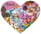 ◆希少品◆プチパズルハート51ピース:不思議の国のアリス《廃番商品》