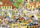 ◆希少品◆108ピースジグソーパズル:ラスムス クルンプ Station《廃番商品》