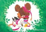 ■108ピースジグソーパズル:くまのがっこう ジャッキー&ミルク