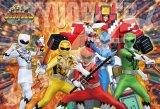 ■108ラージピースジグソーパズル:動物戦隊ジュウオウジャー《カタログ落ち商品》