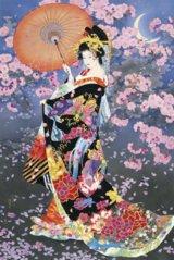 ◆希少品◆1000ピースジグソーパズル:桜(春代)《廃番商品》