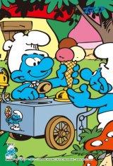 ◆希少品◆ミニパズル150ピース:クックスマーフ《廃番商品》