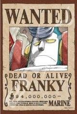 ■ミニパズル150ピース:ワンピース フランキー(2016年ver.)