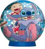 3D球体60ピース:コミック・スチィッチ《廃番商品》