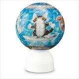 3D球体60ピース:パズランタン 星の世界のダヤン(わちふぃーるど)(3色発光)
