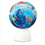3D球体60ピース:パズランタン シーンズ・イン・ザ・シー(ファインディング・ドリー)