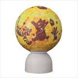 3D球体60ピース:パズランタン ハニー・クエスト(くまのプーさん)