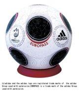 3D球体540ピース:ユーロパス2008《廃番商品》