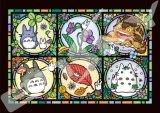 ★33%off★アートクリスタル208スモールピースジグソーパズル:となりのトトロ トトロの季節便り