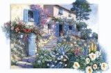 ◆希少品◆2016ベリースモールピースジグソーパズル:花の階段を上がって(ペターモッツ)《廃番商品》
