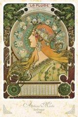 ◆希少品◆2016ベリースモールピースジグソーパズル:黄道十二宮(ミュシャ)《廃番商品》