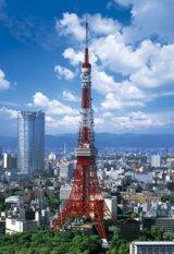【取寄商品】★35%off★300ピースジグソーパズル:東京タワー