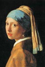 ★35%off★300ピースジグソーパズル:真珠の耳飾りの少女(フェルメール)