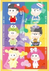 ◆希少品◆300ピースジグソーパズル:おそ松さん×Sanrio Characters《廃番商品》