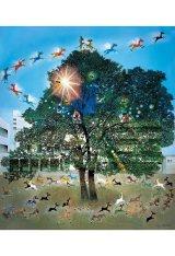 ■300ピースジグソーパズル:光陰の中の巣立つ仔馬たち(藤城清治)《廃番商品》