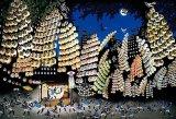 ★27%off★300ピースジグソーパズル:竿燈(かんとう)まつり -秋田-(藤城清治)