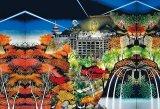 ★27%off★300ピースジグソーパズル:清水寺 -京都-(藤城清治)