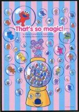 ◆希少品◆300ピースジグソーパズル:That's so magic!(セサミ)《廃番商品》