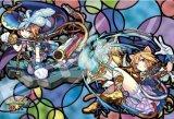 ■アートクリスタル300ピースジグソーパズル:モンスターストライク ダルタニャン《廃番商品》