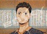 ■300ラージピースジグソーパズル:ハイキュー!! モザイクアート 澤村大地《カタログ落ち商品》
