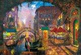 ■1000ピースジグソーパズル:ベネツィアの恋するカフェ(ジェイムズ コールマン)