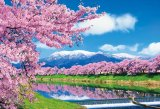 【取寄商品】★32%off★300ピースジグソーパズル:一目千本桜