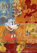 ★35%off★300スモールピースジグソーパズル:ミッキーマウス(木製パズル)