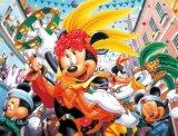 ■500スモールピースジグソーパズル:サンバカーニバル!(ミッキー&フレンズ)《廃番商品》