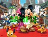 ■500スモールピースジグソーパズル:ディズニー ワールドプレミアへようこそ《廃番商品》