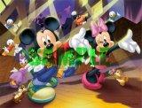 ■500スモールピースジグソーパズル:ディズニー ショータイム オン ブロードウェイ《廃番商品》