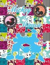 ■300スモールピースジグソーパズル:エコグラフ-ミッキー&ミニー-《廃番商品》