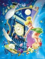 ■300スモールピースジグソーパズル:月夜に空へ(ピーターパン)《廃番商品》