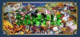 ◆希少品◆300スモールピースジグソーパズル:朝のマーケット(ディズニー)《廃番商品》
