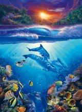 ◆希少品◆500ピースジグソーパズル:幻想のセレナーデ(CRラッセン)《廃番商品》