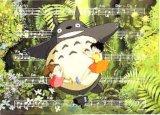 ★27%off★500ピースジグソーパズル:となりのトトロ さんぽ