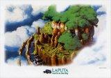 ★32%off★500ピースジグソーパズル:天空の城ラピュタ 天空の城