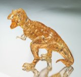 クリスタルパズル ティラノサウルス・ブラウン《廃番商品》