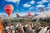 ■1000ピースジグソーパズル:カッパドキア 〜神秘の奇岩群〜《カタログ落ち商品》