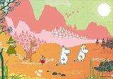 ■プリズムアート108ピースジグソーパズル:ムーミンバレー ヴォリ(山)《廃番商品》